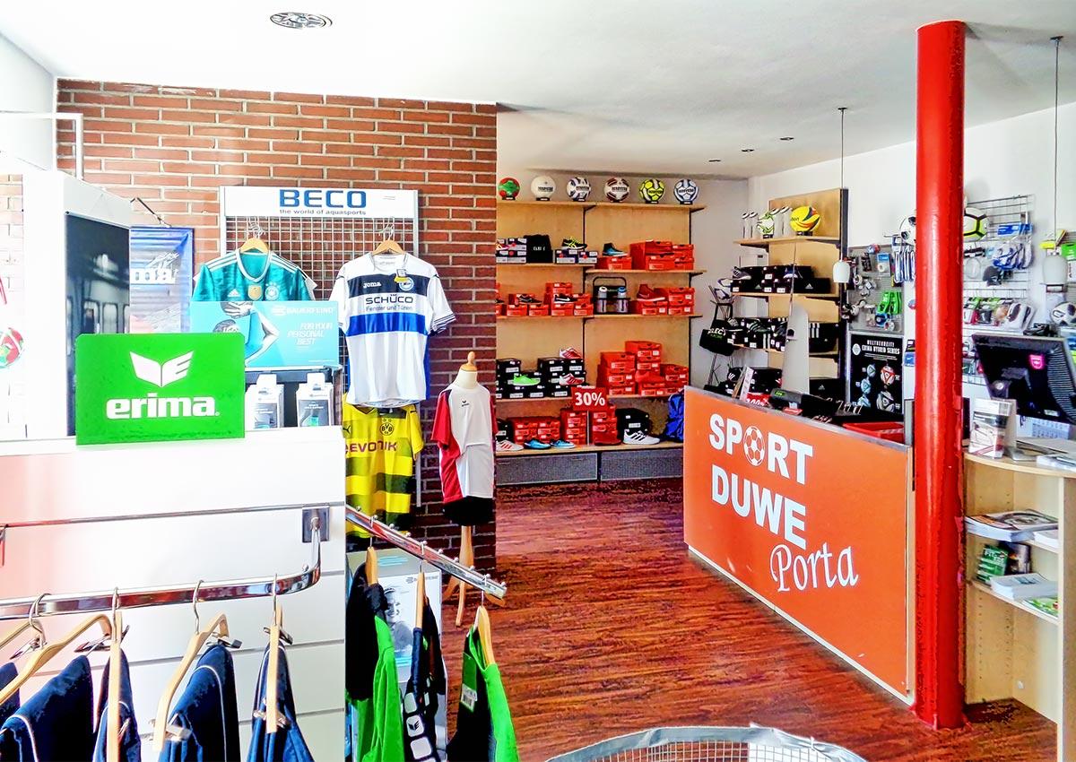 Sport Duwe Porta Westfalica